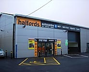 Halfords Autocentre Swansea (New Cut Rd)