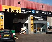 Halfords Autocentre Swansea (Samlet Rd)