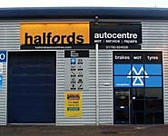 Halfords Autocentre Swindon (Hobley Drive)