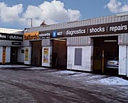 Halfords Autocentre Swinton