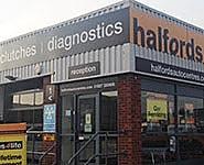 Halfords Autocentre Tamworth (Watling Street)