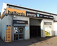 Halfords Autocentre Taunton