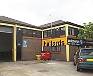 Halfords Autocentre Teddington