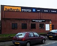 Halfords Autocentre Tonbridge
