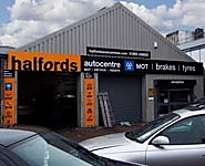 Halfords Autocentre Uxbridge