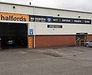 Halfords Autocentre Warrington (Hawleys Trade Pk)