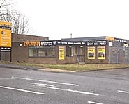 Halfords Autocentre Washington