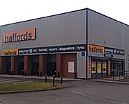 Halfords Autocentre Wigan