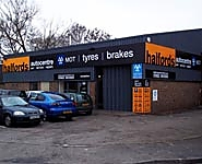 Halfords Autocentre Winchester