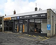 Halfords Autocentre Witney