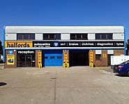 Halfords Autocentre Wokingham