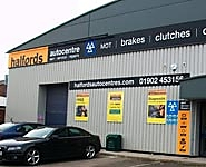 Halfords Autocentre Wolverhampton (Bilston Rd)