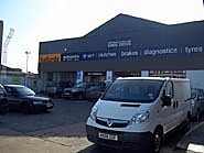 Halfords Autocentre Worthing