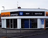 Halfords Autocentre Yeovil