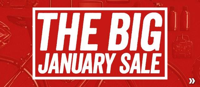 The Big January Sale