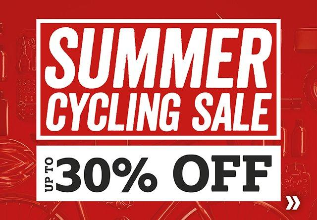 Summer cycling sale