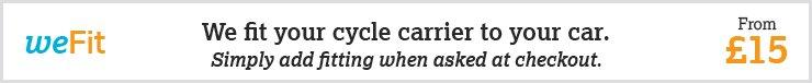weFit your cycle carrier
