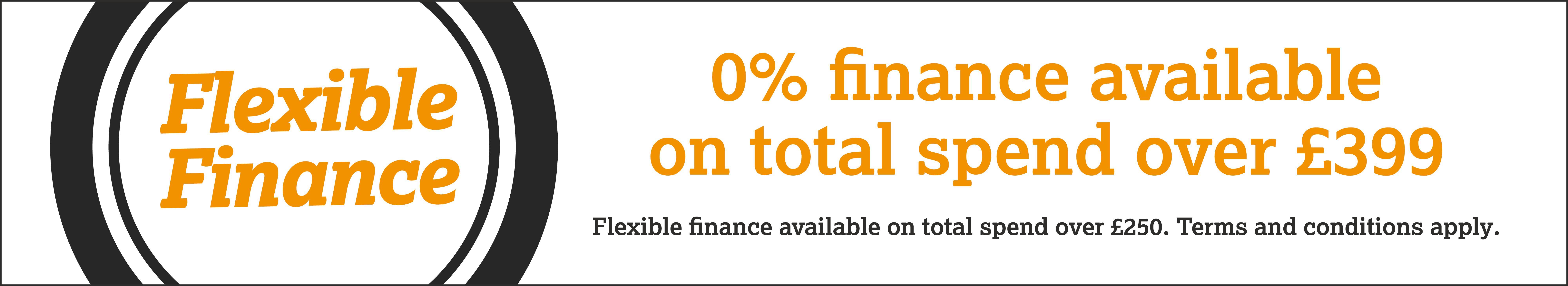 Flexible Finance Banner