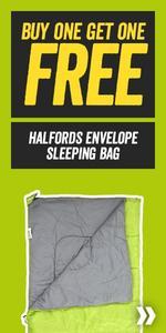 Buy One Get One Free Halfords Envelope Sleeping Bag