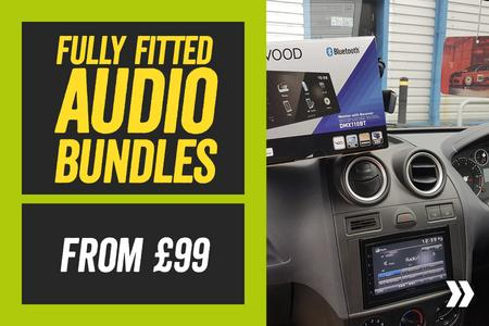 Fully fitted bundles from £99