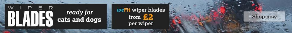 We Fit Wiper Blades