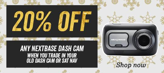 Trade in on dash cams