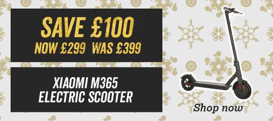 Xiaomi M365 Electric Scooter Save £100 WAS £399 NOW £299
