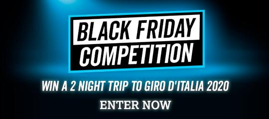 Black Friday Competition, Enter Now