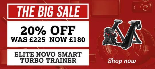20% off Elite Novo Turbo Trainer