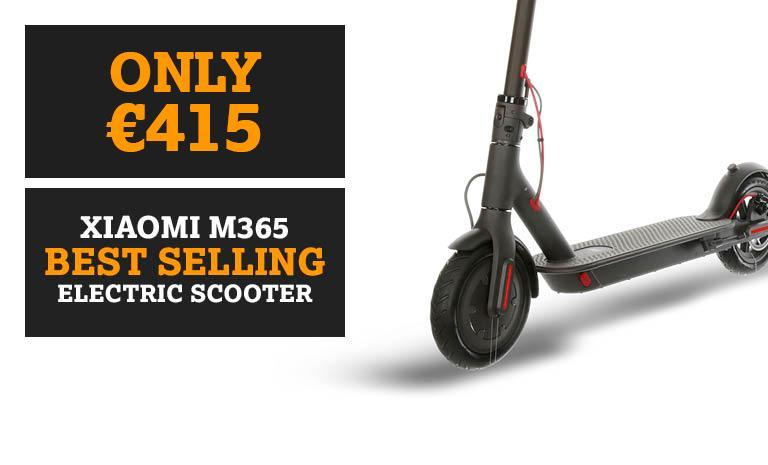 Xiaomi Scooter only 415 Euros