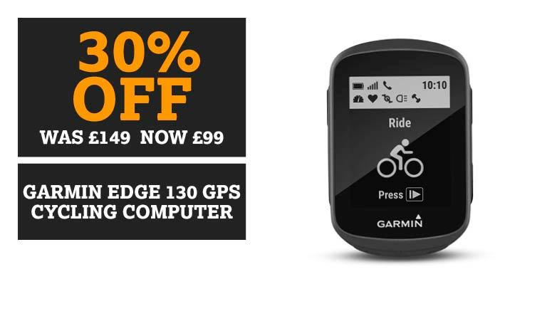Garmin Cycle computer now £99