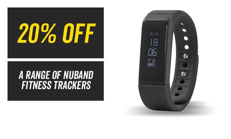 20% off a range of Nuband