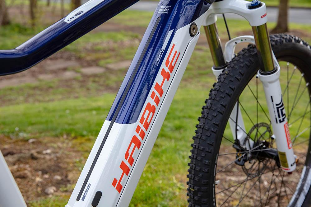 Haibike sDuro Hardseven 5.0 with inTube technology