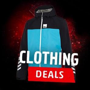Black Friday Clothing Deals