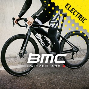 Electric Bikes BMC