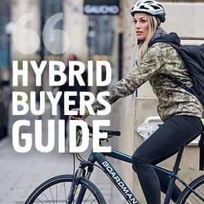 Hybrid Bikes Buyers Guide