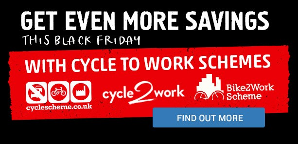 Black Friday Cycle to Work Schemes