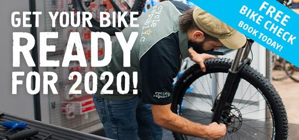 Bike Servicing Free Bike Check