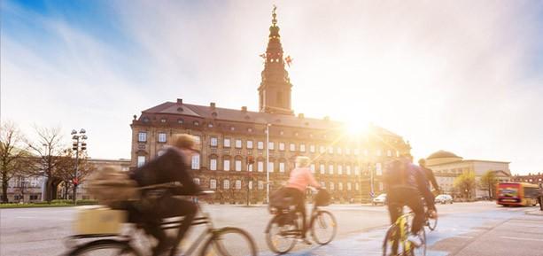 Cycling Across Europe