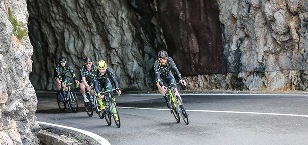 On The Road With Morvelo Basso