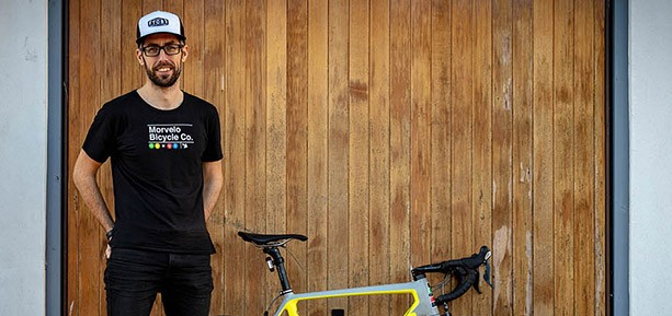 A conversation with Morvelo co-founder Oli