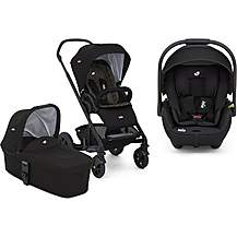 image of Joie Chrome DLX and i-Level Travel System Bundle