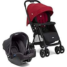 image of Joie Mirus Scenic Travel System Bundle