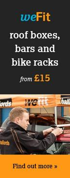 Roof Bars Services at Halfords