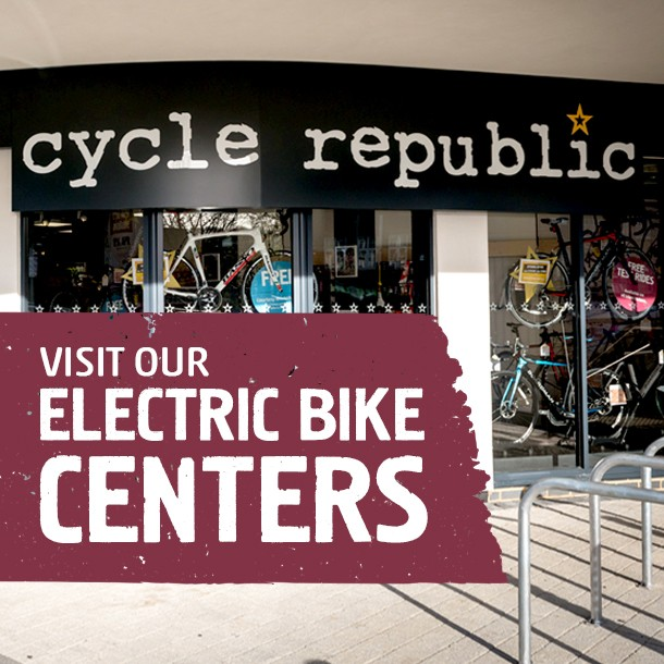 Visit Our EBike Centres