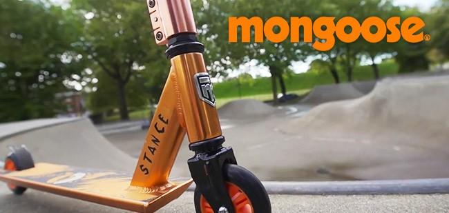 Mongoose Kids Scooters