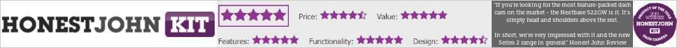 NEXTBASE 522GW Honest John Review