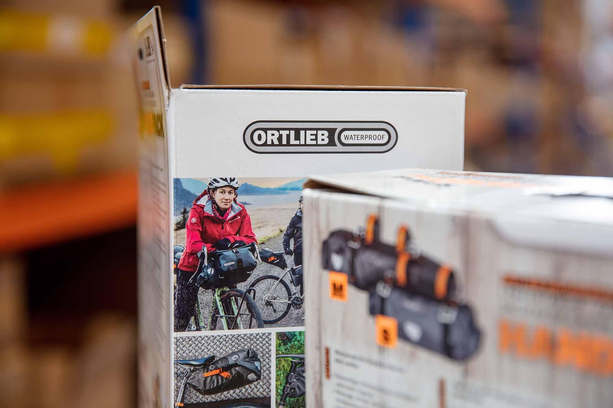 Ortlieb - 100% waterproof
