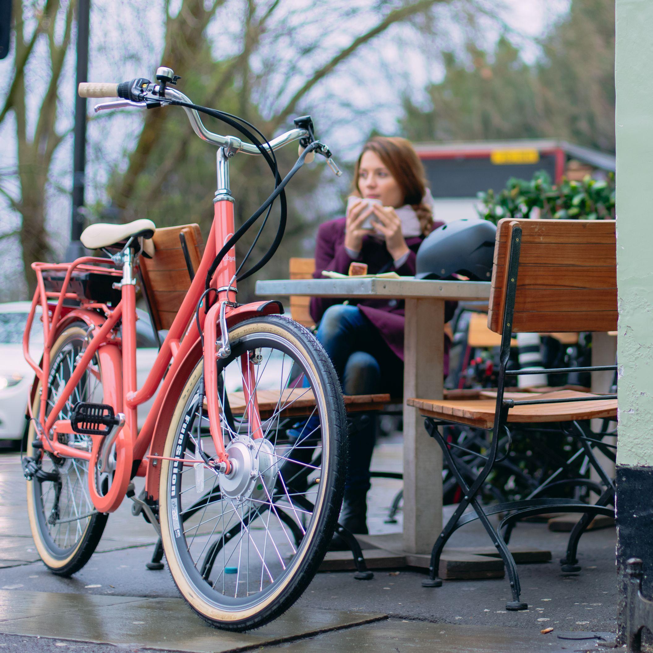 leisure e-bikes