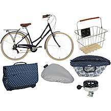 image of Pendleton Somerby Bike and Accessories Bundle